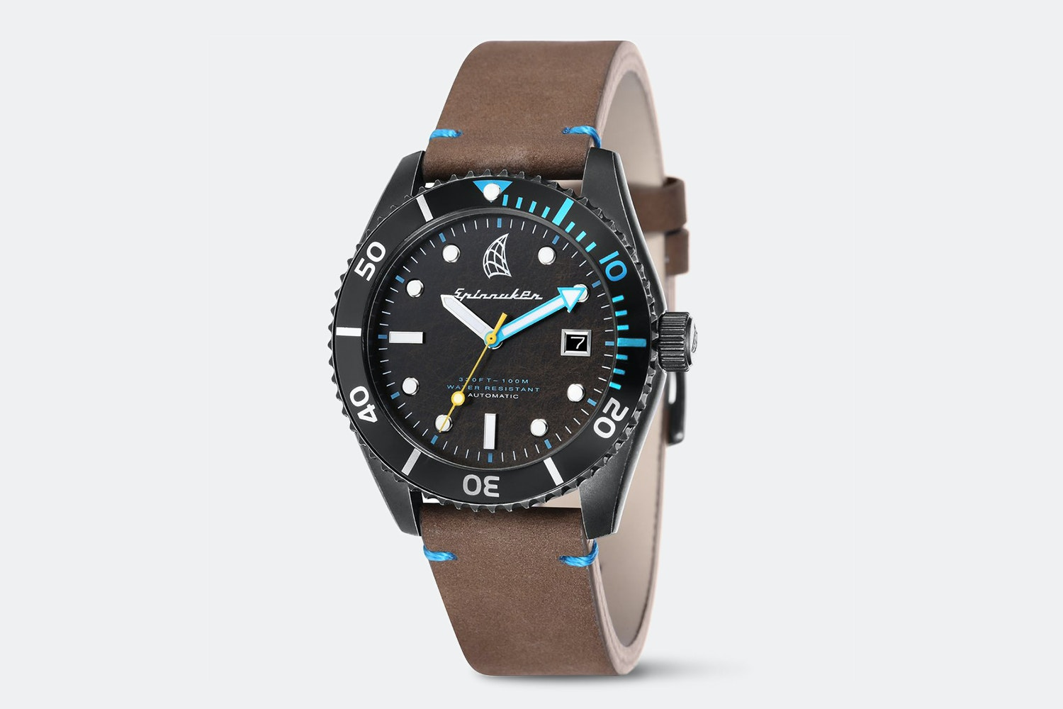 Spinnaker Wreck Automatic Watch – Flash Sale