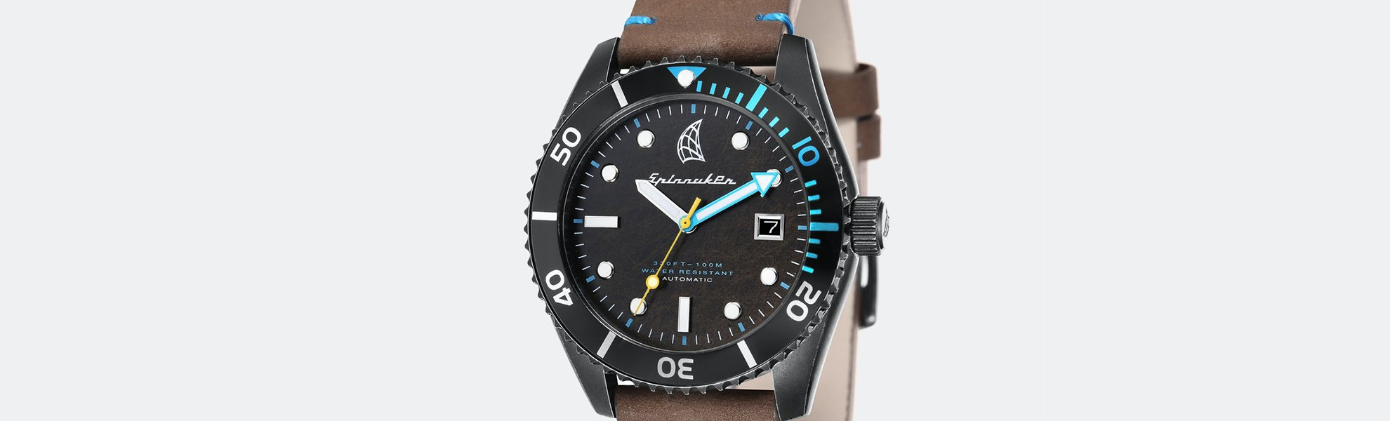 Spinnaker Wreck Automatic Watch