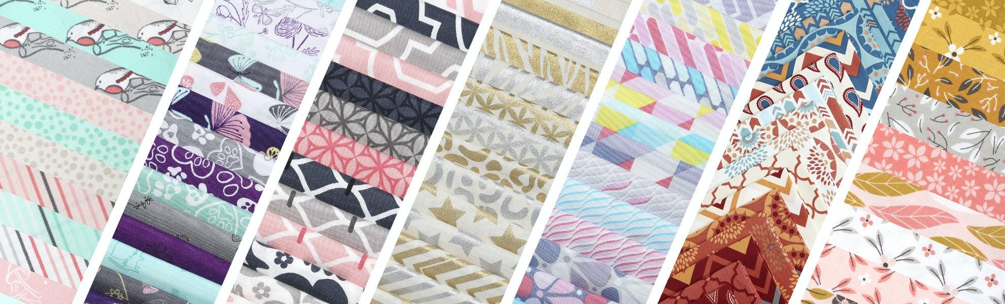 Stash Builder: Camelot Fabrics