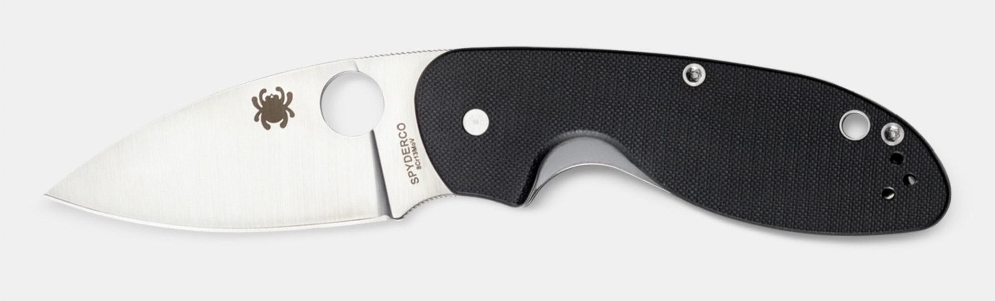 Spyderco C216GP Efficient Liner Lock Knife