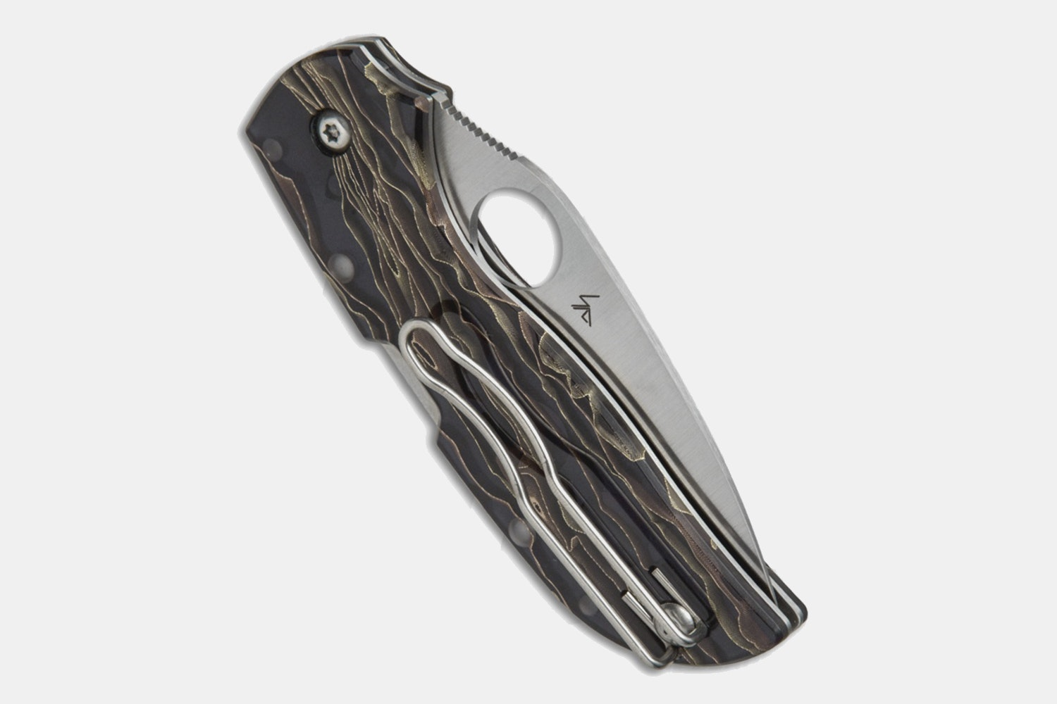 Spyderco Chaparral Raffir Noble Folding Knife