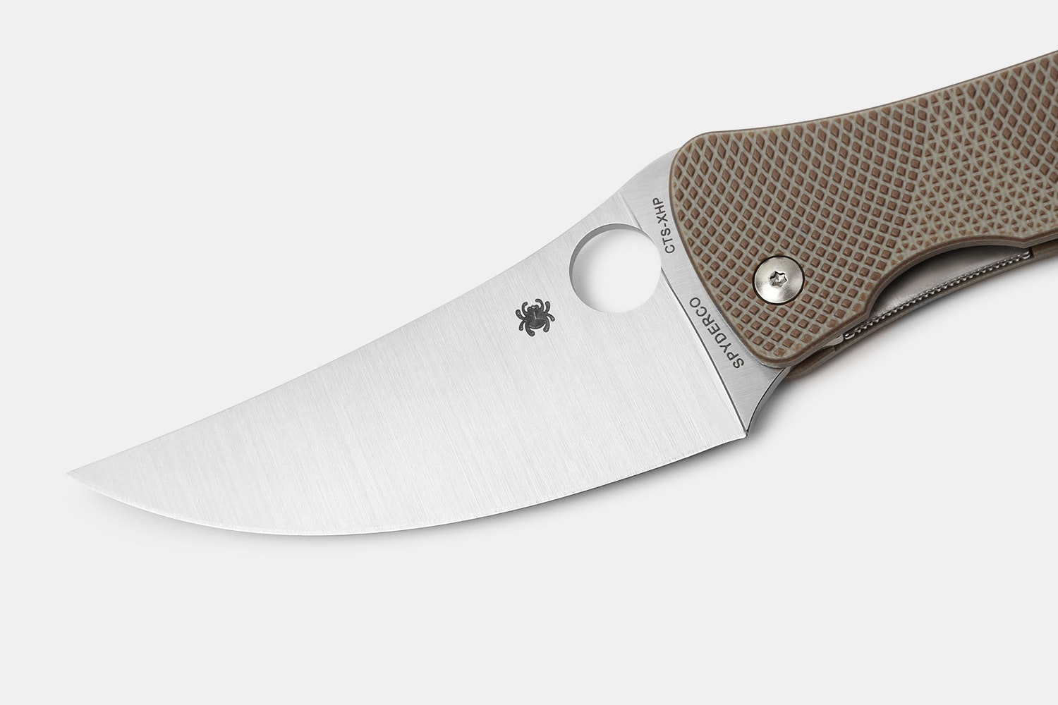 Spyderco Hundred Pacer Folding Knife