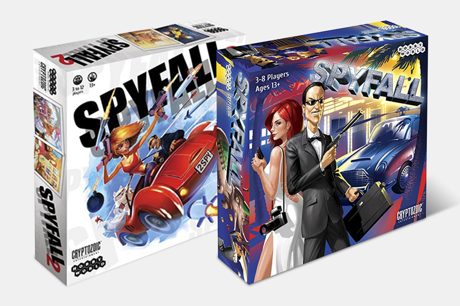 Spyfall Bundle