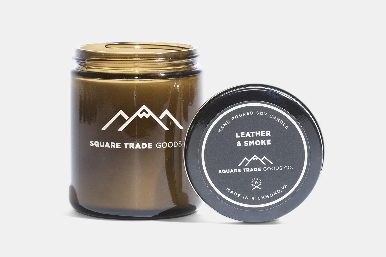 Leather & Smoke