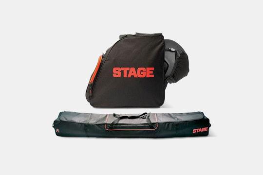 Deluxe Ski Boot Bag + XL Ski Bag Combo (+ $30)