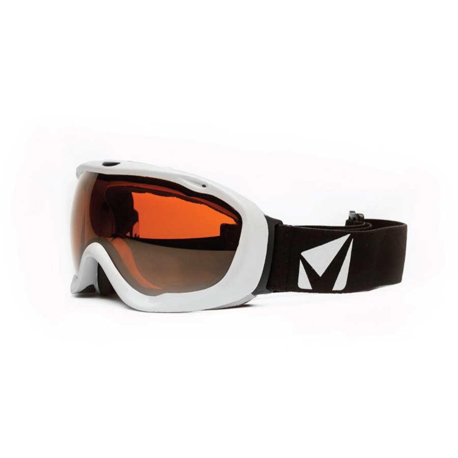 Stage PG13 Goggle: White