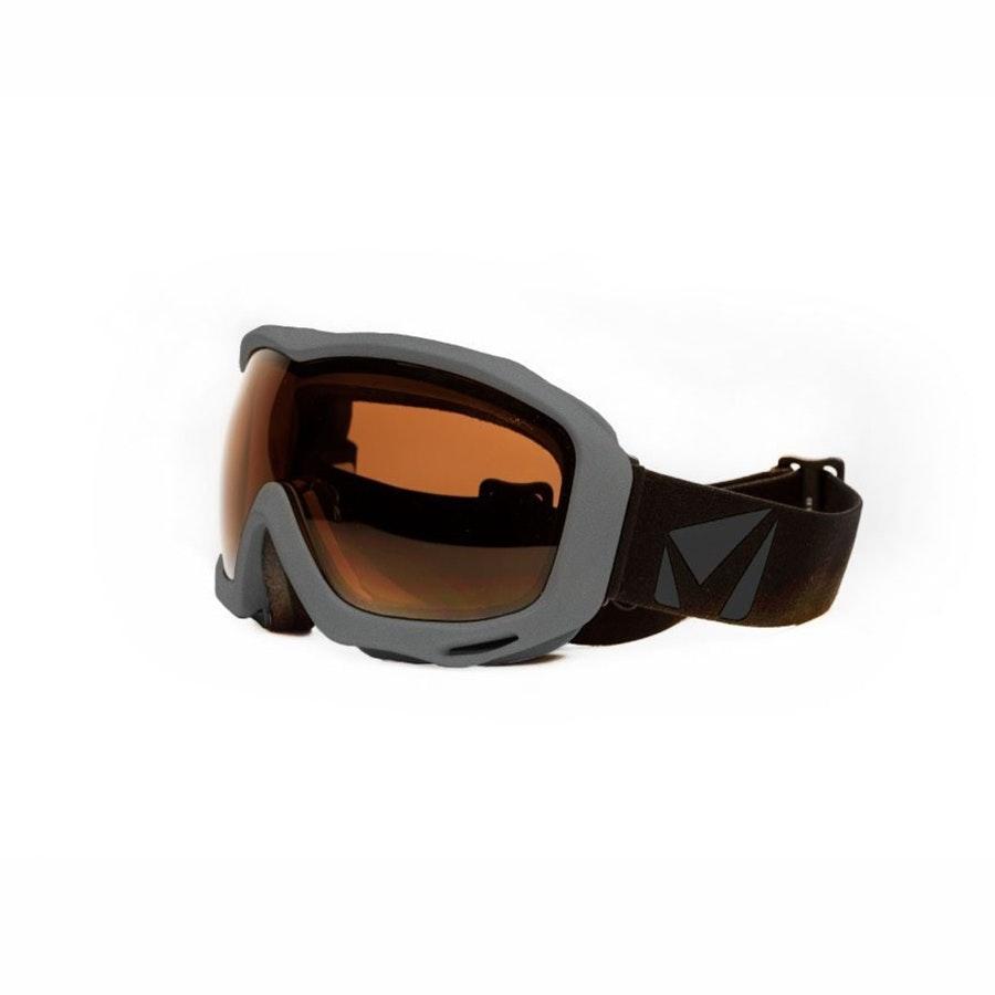 Stage R Goggle: Metallic Gray