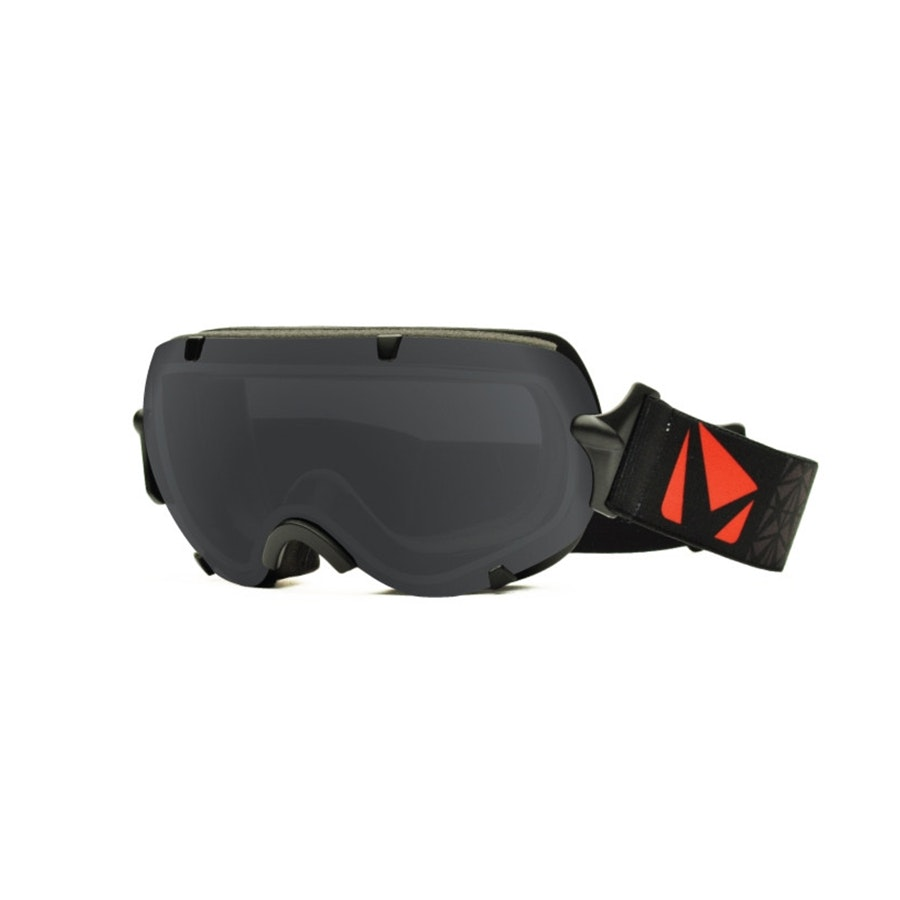 Stage Asian Fit Stunt Goggle: Black
