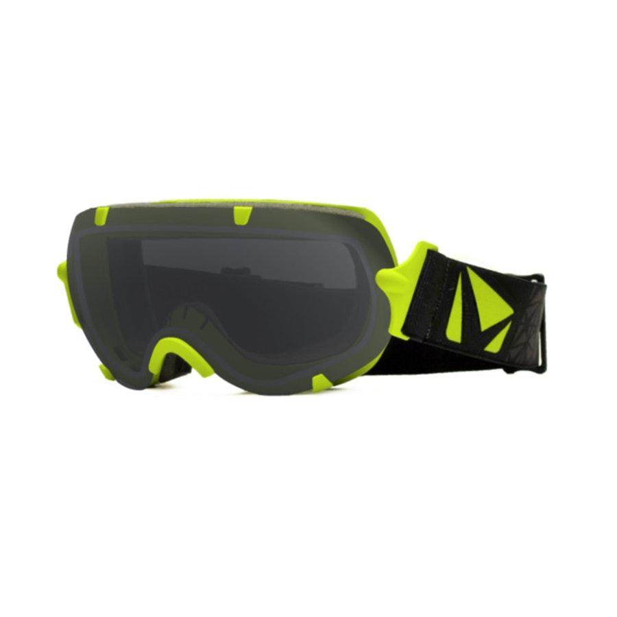 Stunt Goggle: Green