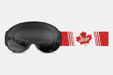 Canada – Solid Red