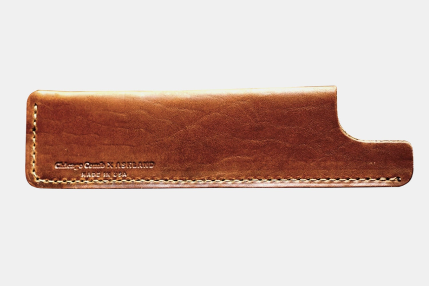Dublin English Tan Horween Sheath (+ $15)