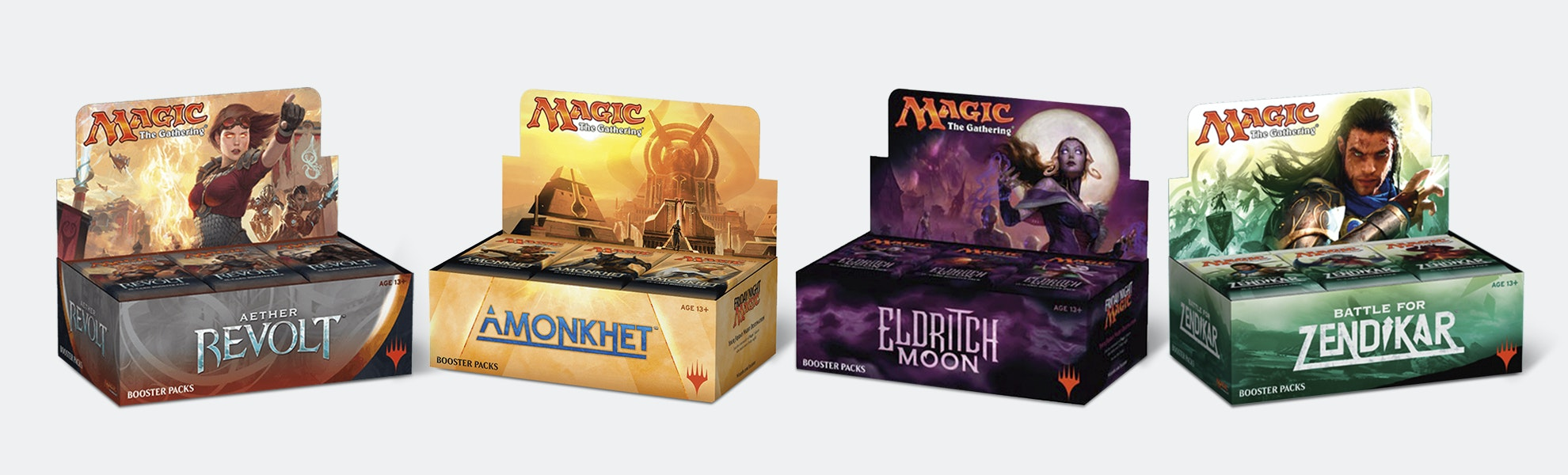MTG Block Bundle