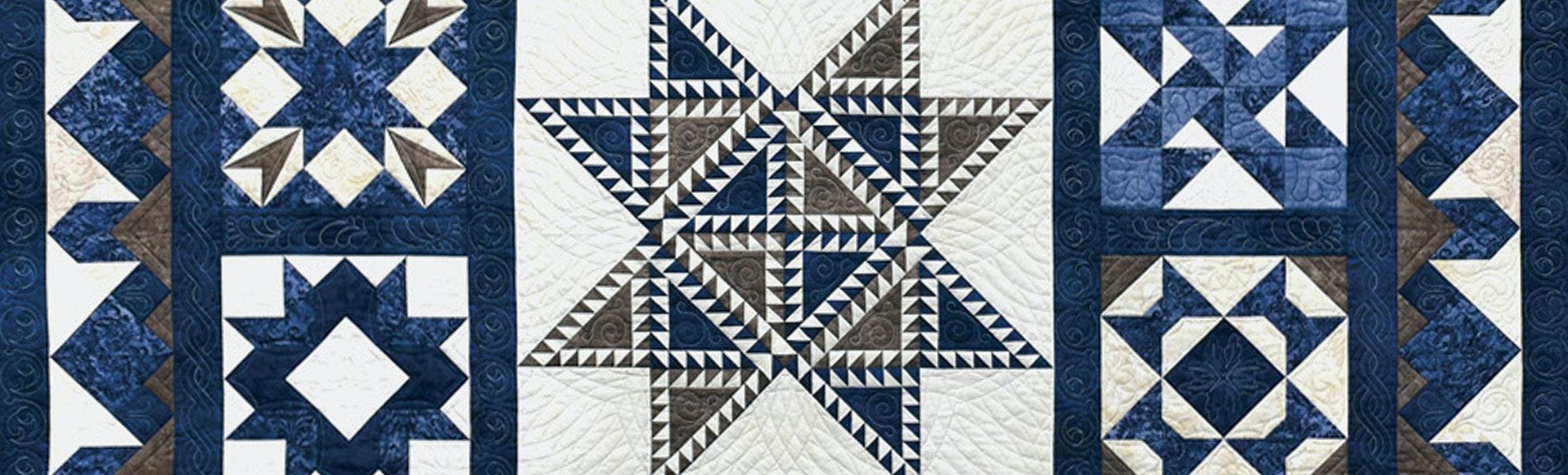 Star Spangled BOM Pattern