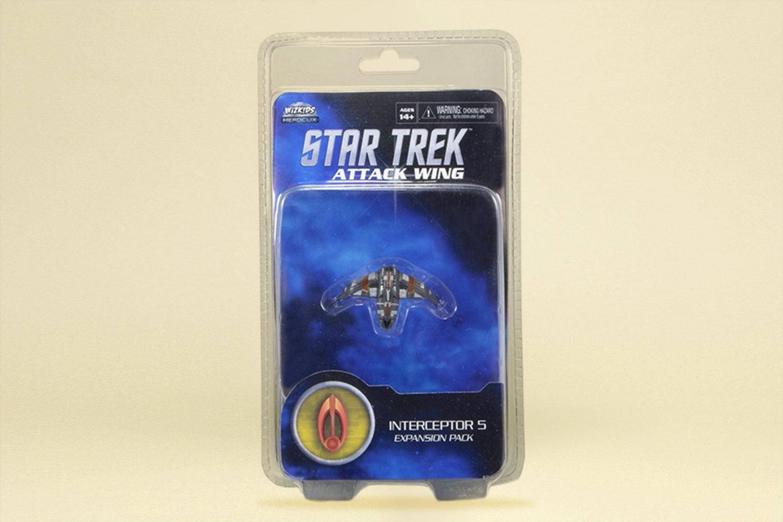 Bajoran Interceptor Five