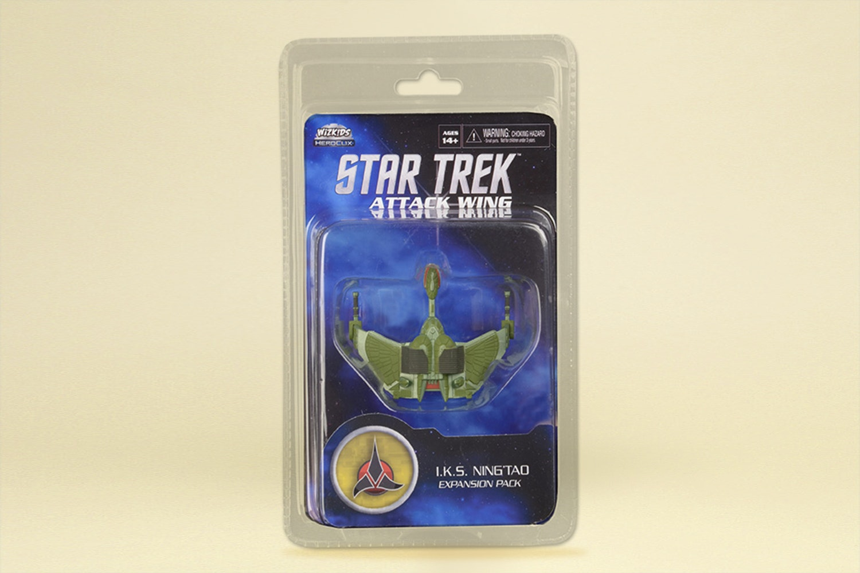 Klingon I.K.S. Ning`Tao
