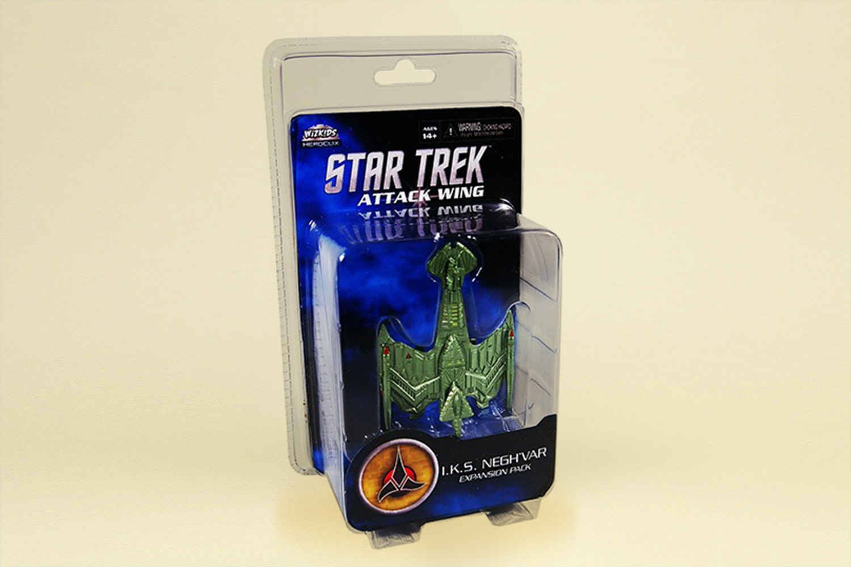 Klingon I.K.S. Neghvar