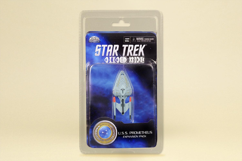 Federation U.S.S Prometheus