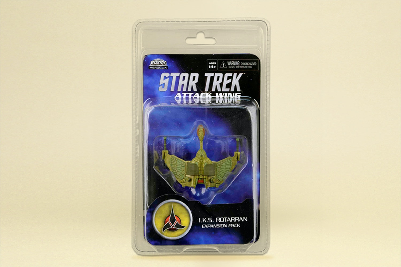 Klingon I.K.S. Rotarran