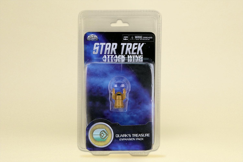 Quark`s Treasure