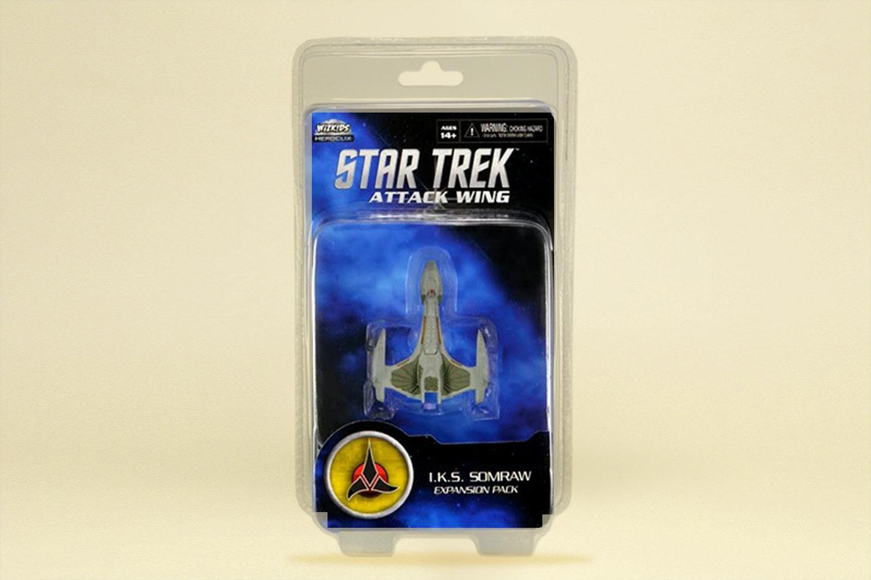 Klingon I.K.S. Somraw