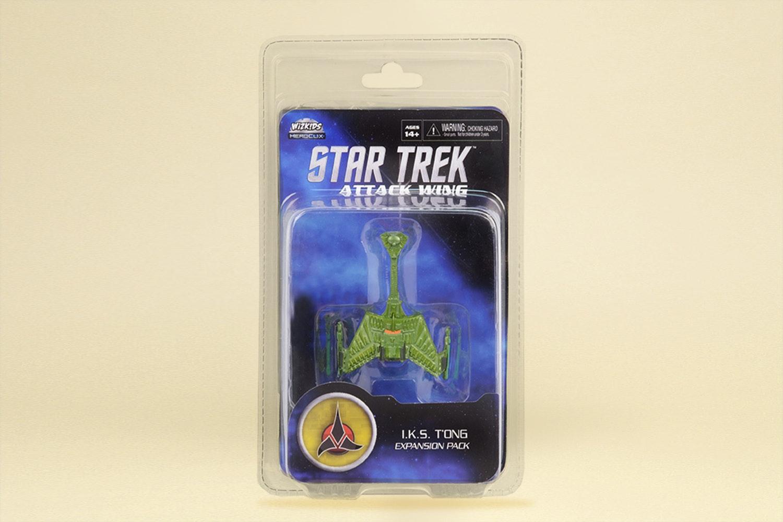 Klingon I.K.S. Tong