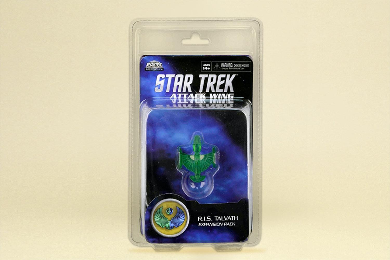 Romulan R.I.S. Talvath