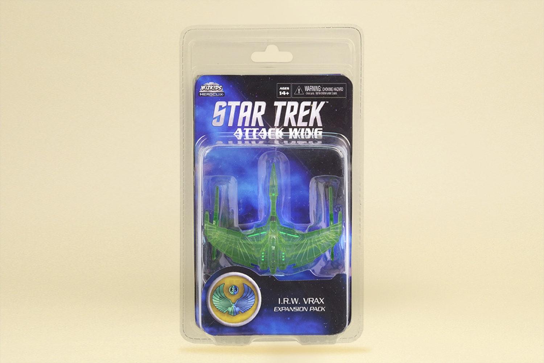 Romulan I.R.W. Vrax