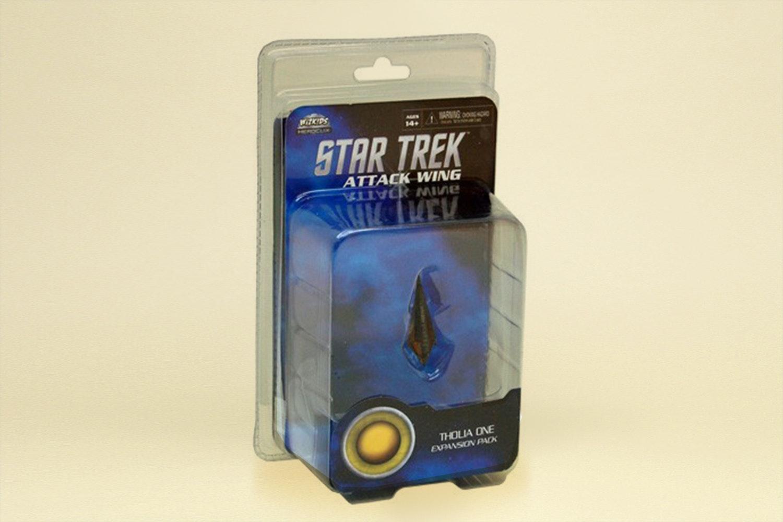 Tholian Starship