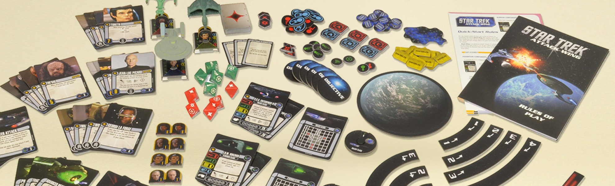 Star Trek: Attack Wing Starter Bundle