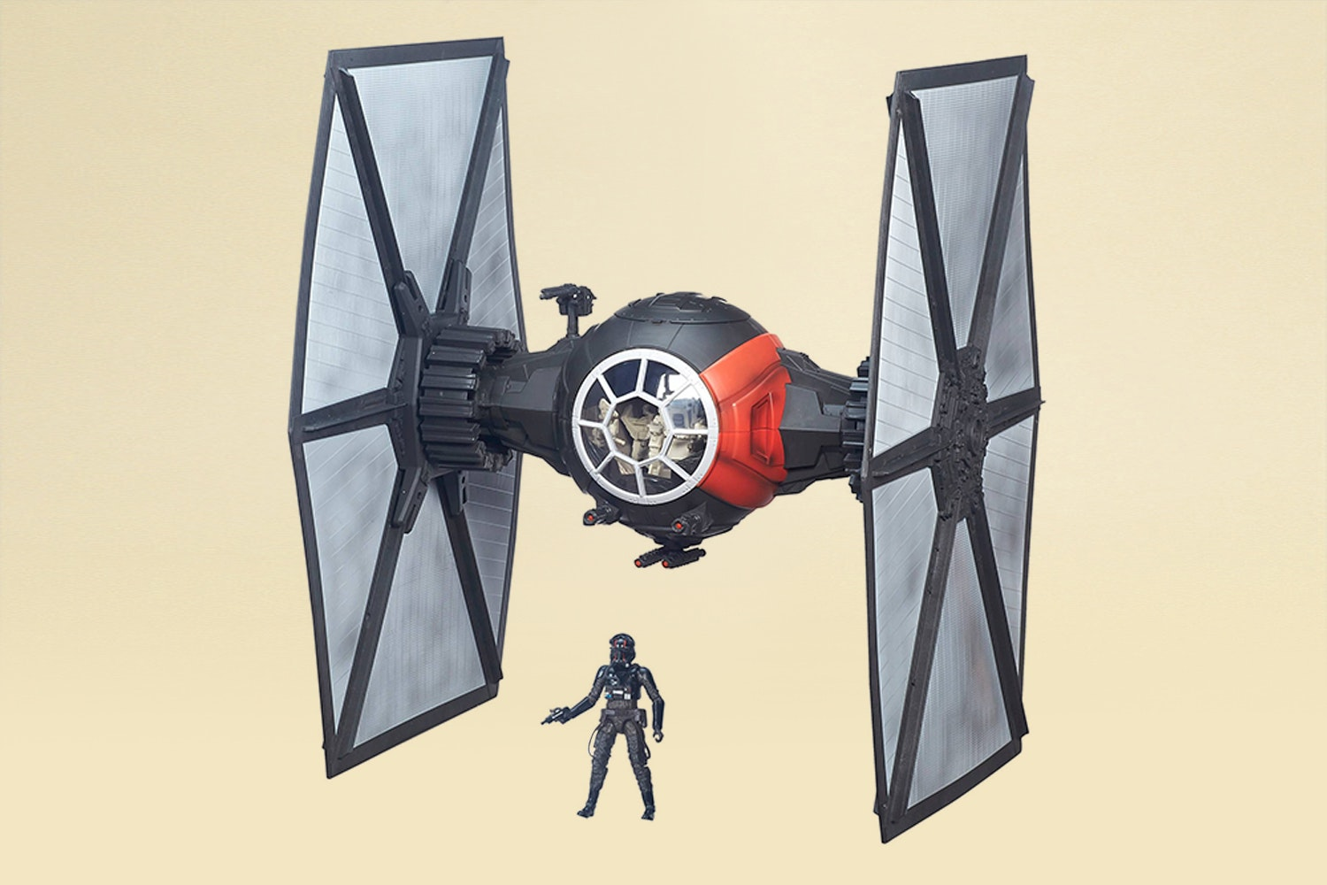 Star Wars: Black Series First Order TIE Fighter