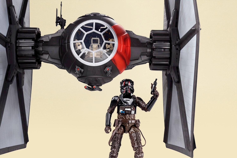 Star Wars: Black Series First Order TIE Fighter