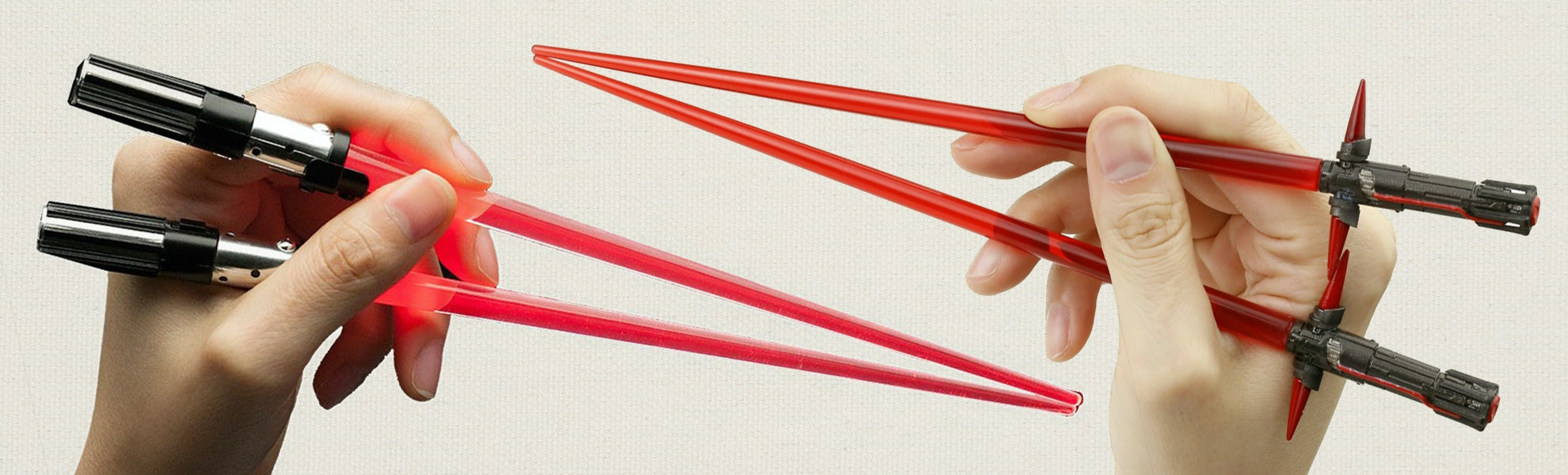 Star Wars Chopsticks (2-Pairs)