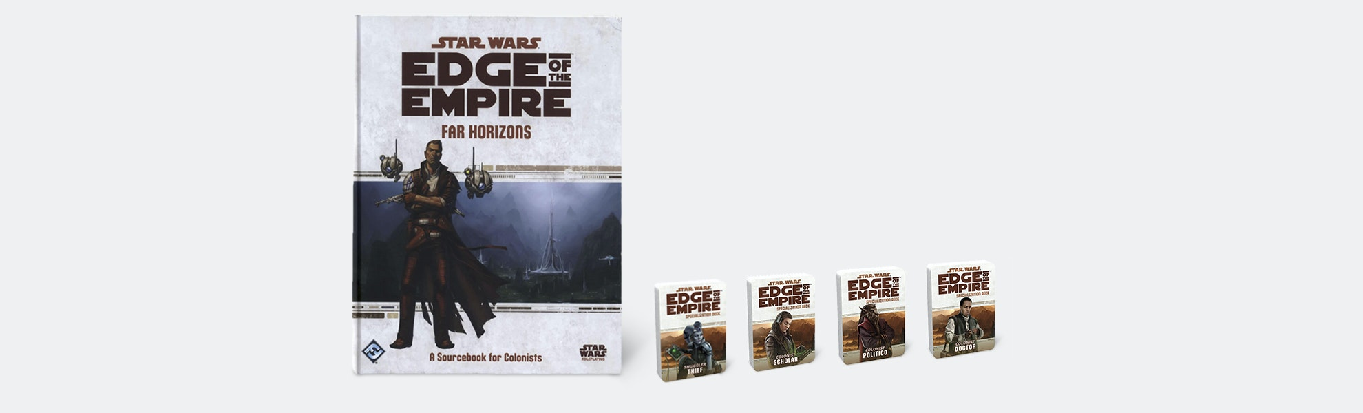 Star Wars: Edge of the Empire RPG Bundle