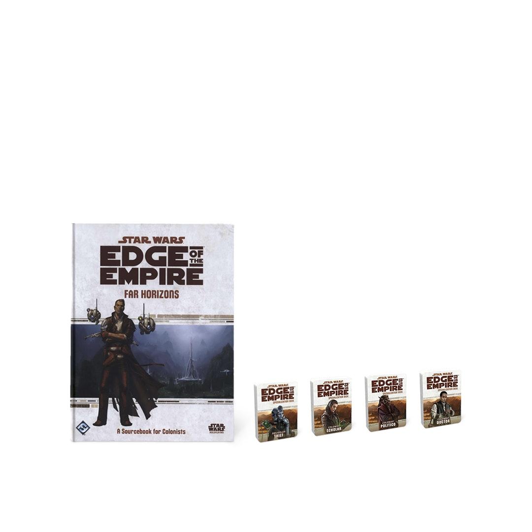 Star Wars: Edge of the Empire RPG Bundle