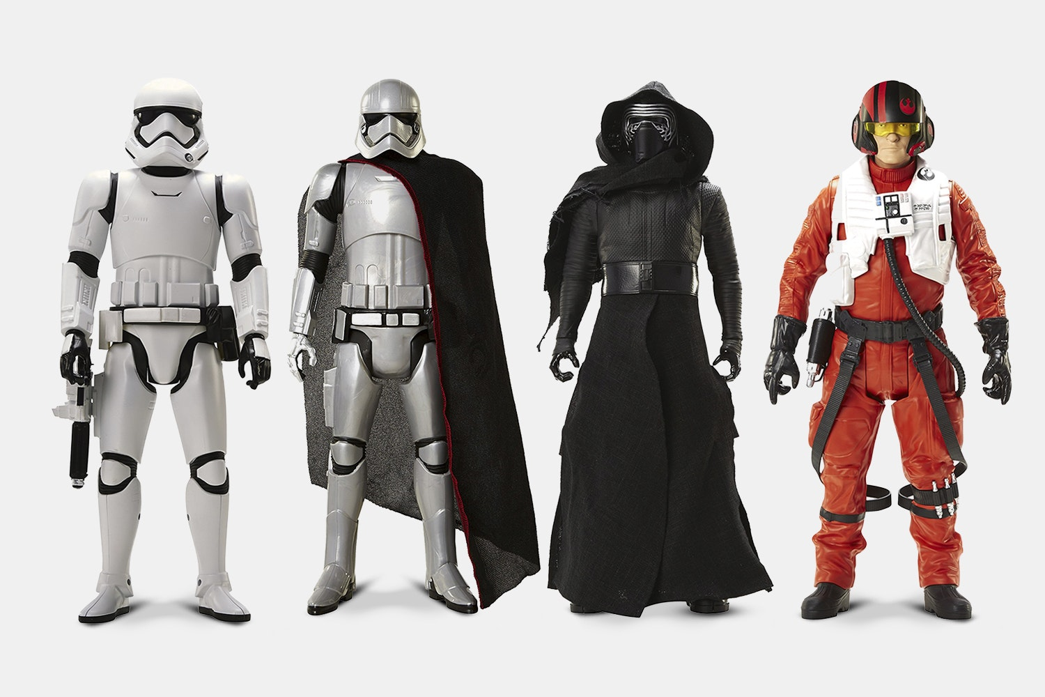 Star Wars Episode VII 18-Inch Figures (4-Pack)