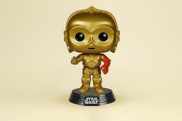 Star Wars - EpVII C-3PO