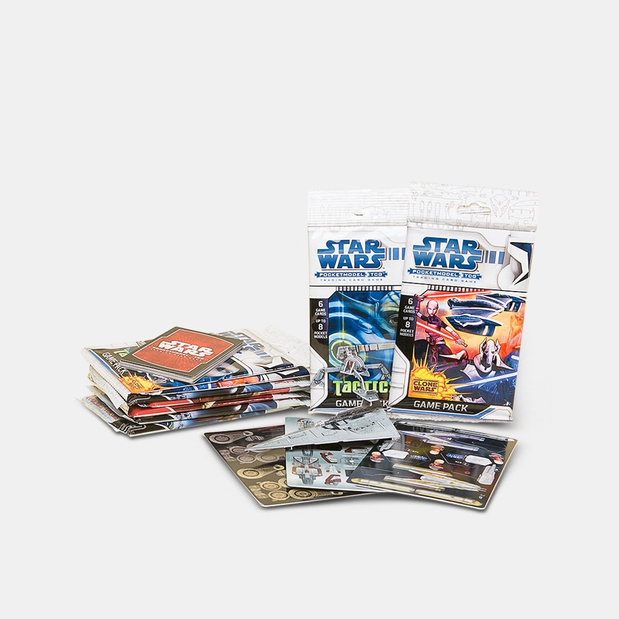 Star Wars Pocket Model TCG Bundle