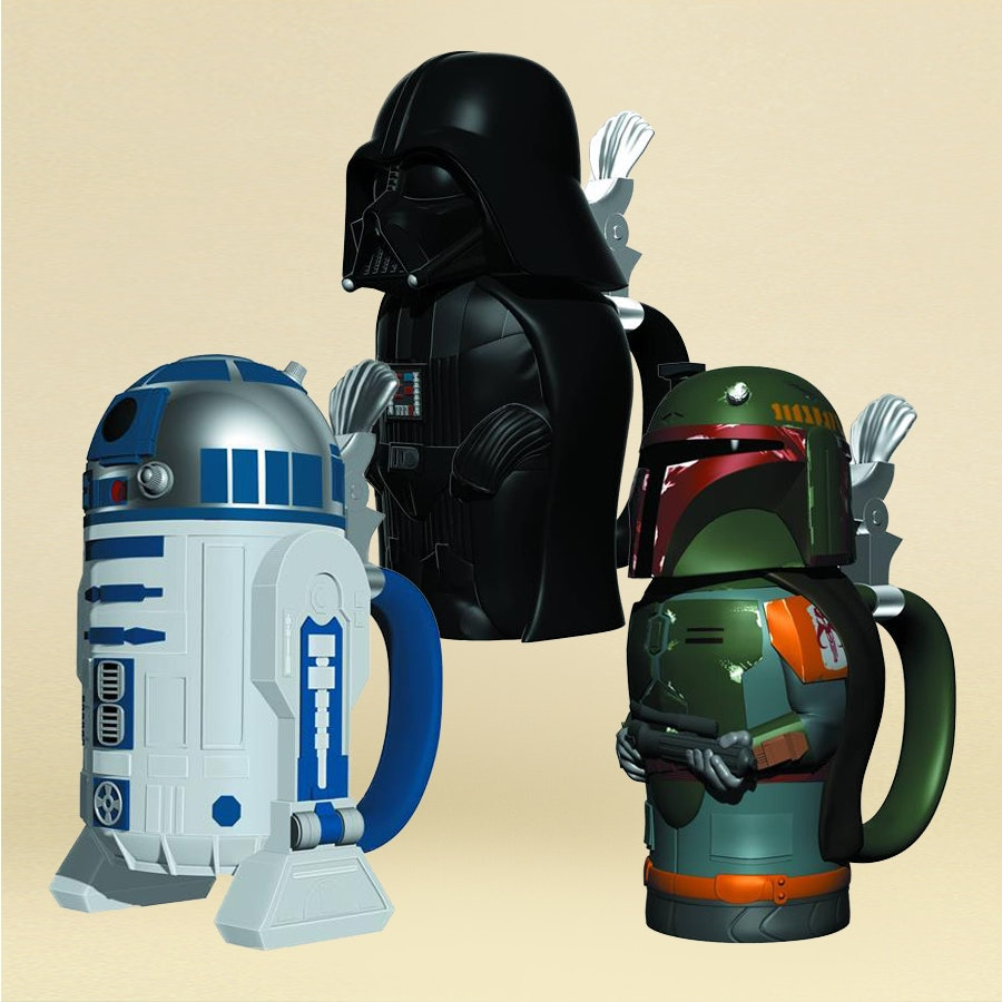 Star Wars Signature Licensed Steins