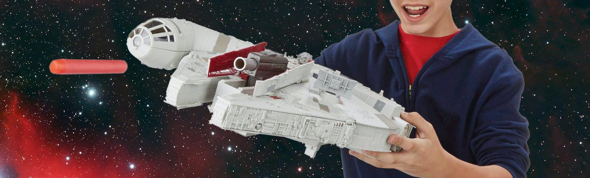 Star Wars: TFA - Battle Action Millenium Falcon