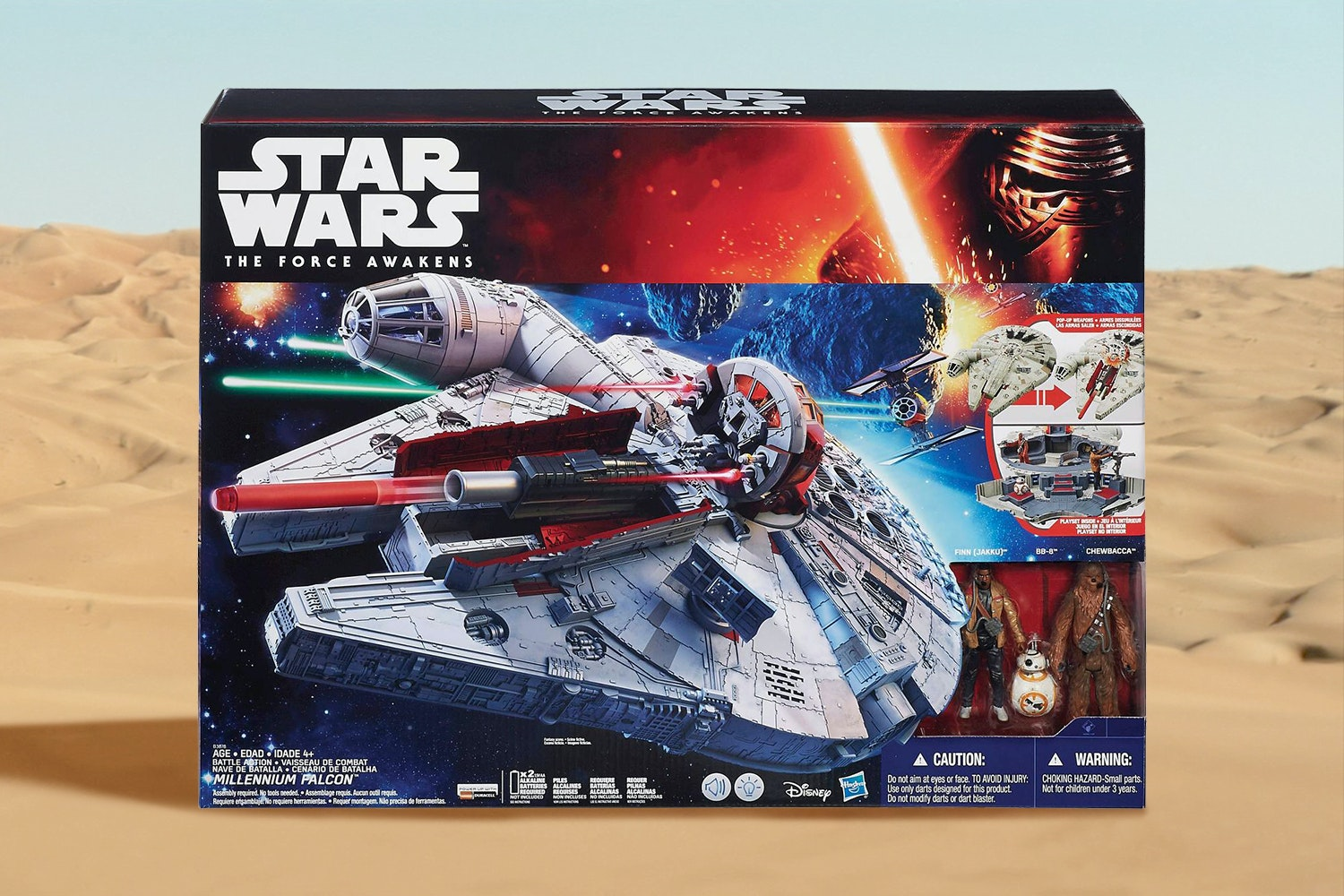 Star Wars: TFA - Battle Action Millenium Falcon
