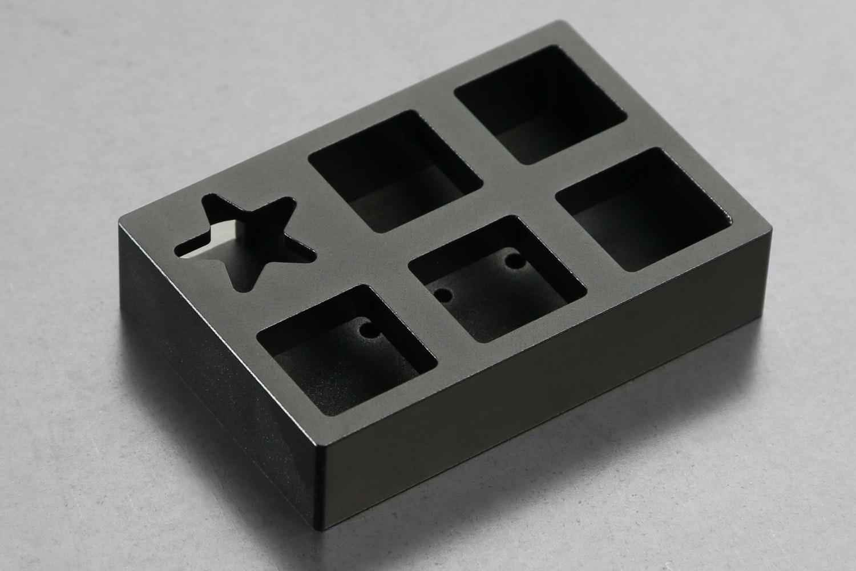 Aluminum Black (- $32)