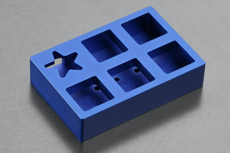 Aluminum Blue (- $32)