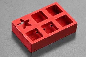 Aluminum Red (- $32)