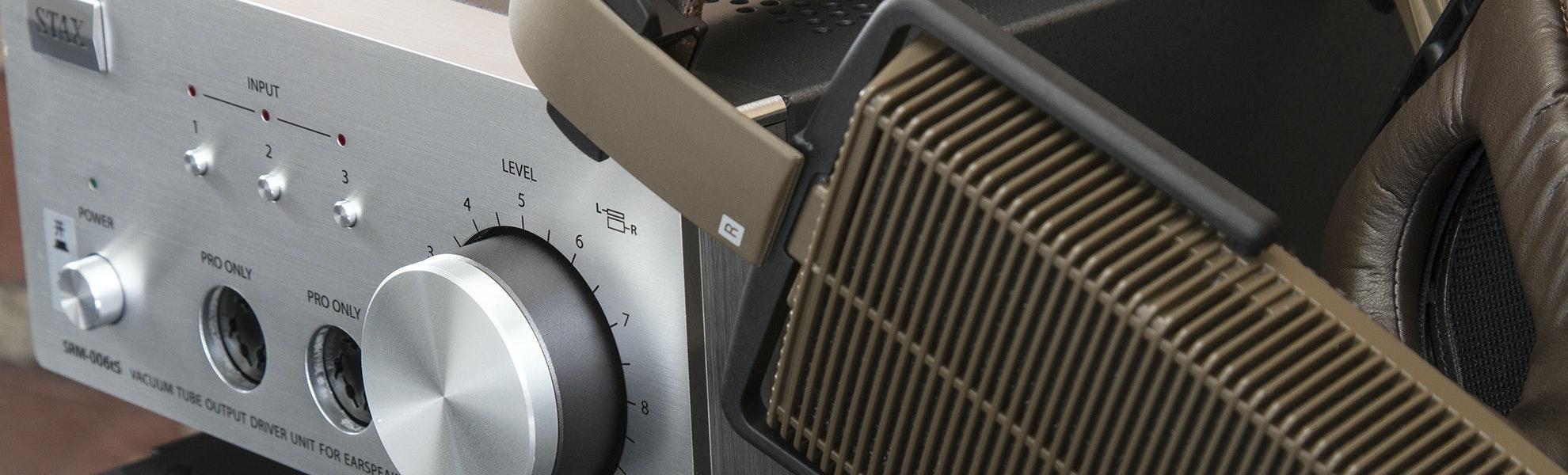 Stax SRS-4170 Electrostatic Earspeaker System