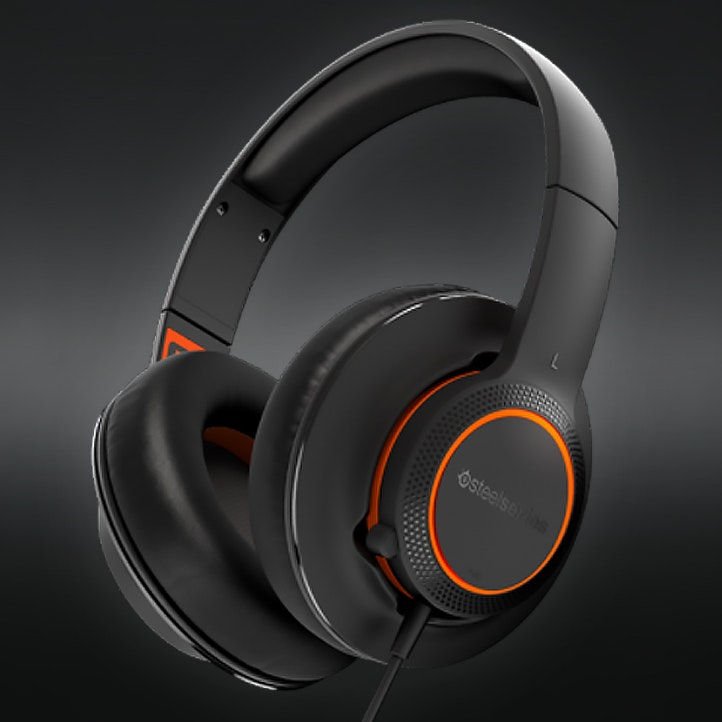 Steelseries Siberia 100/150 Gaming Headset