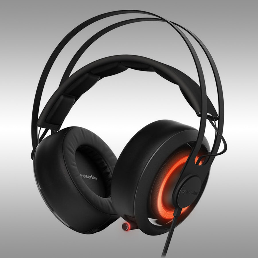 SteelSeries Siberia 650 USB Gaming Headset