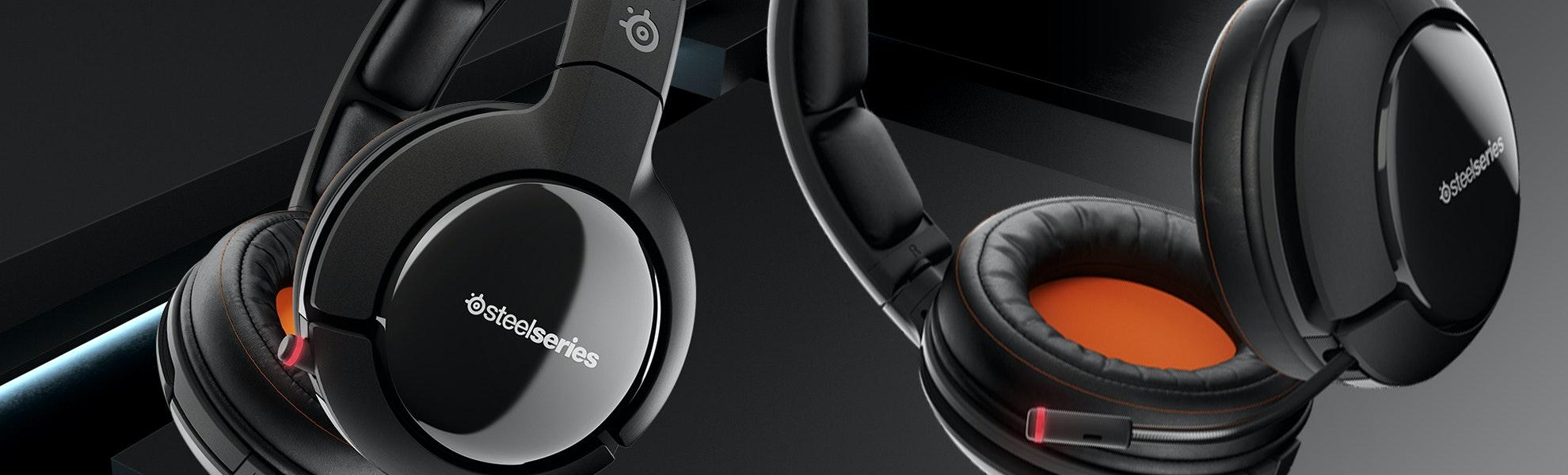 SteelSeries Siberia 800 7.1 Wireless Gaming Headset