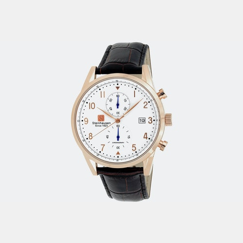 153b002cf 01   11. Steinhausen Lugano Quartz Watch. bookmark border. Sold Through