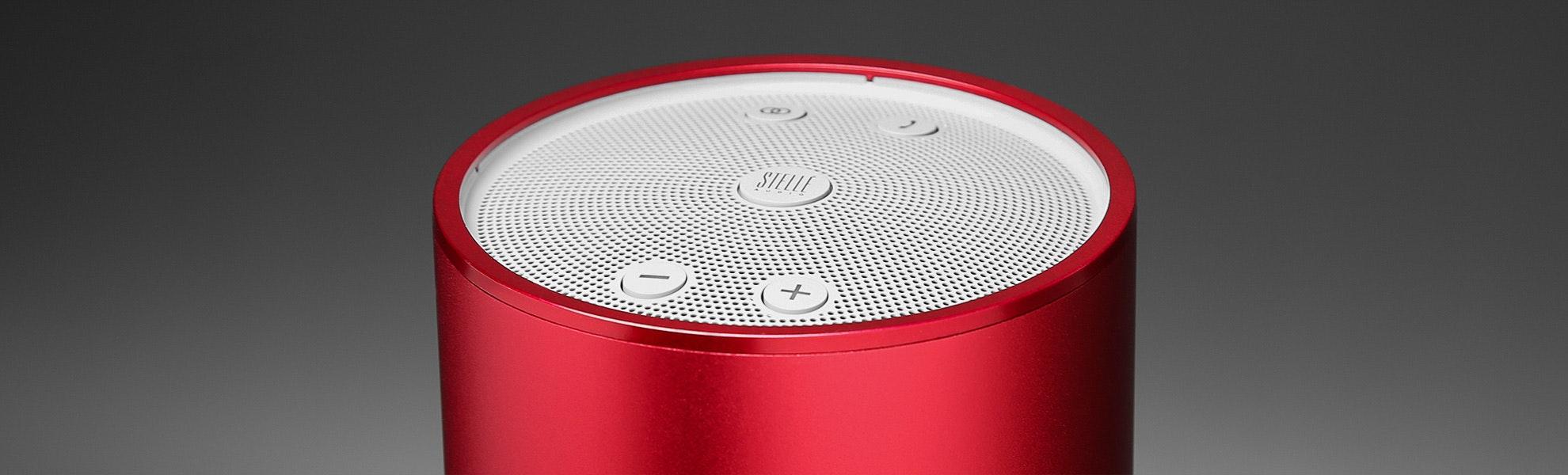 Stellé Audio Pillar Bluetooth Speaker