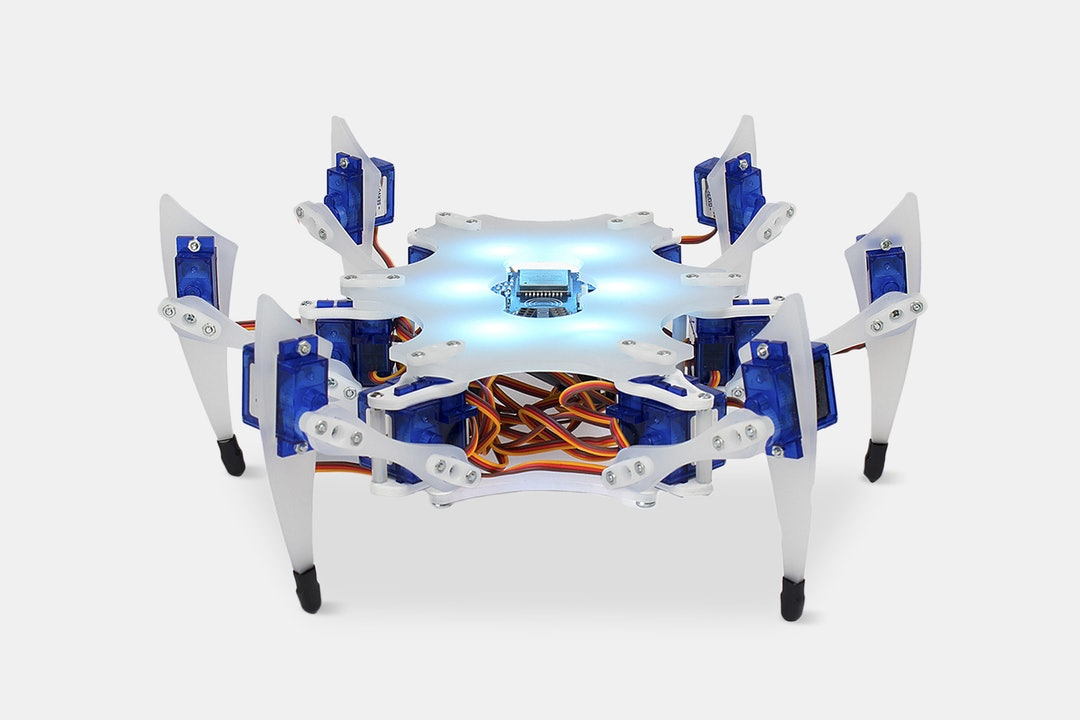 STEMI Hexapod Robot Kit